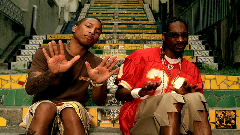 Snoop Dogg ft Pharrell Beautiful