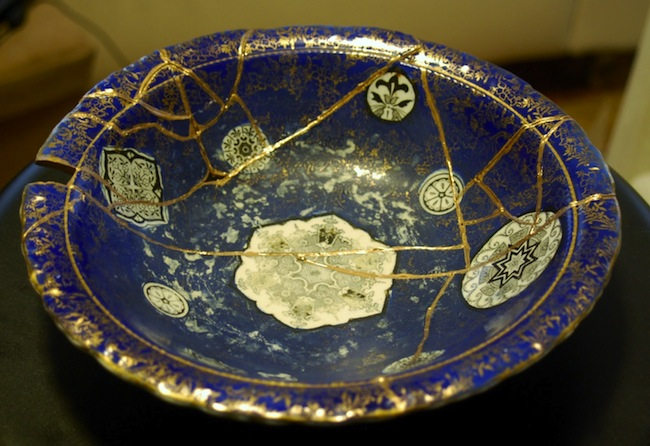 kintsugi trend and tradition